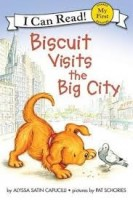 biscuit visits the big city  i can read