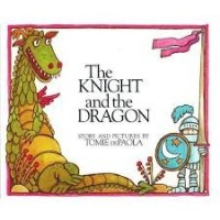 knight and the dragon tomie depaola