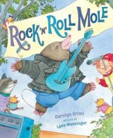 Rock N' Roll Mole
