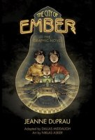City of Ember (graphic novel version)