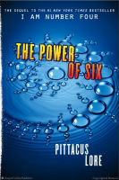 I Am Number Four, Book 2:  The Power of Six
