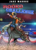 jake maddox sports stories rodeo challenge