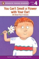't smell a flower with your ear cole