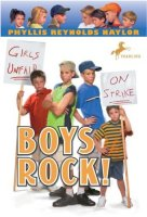 Boy/Girl Battle, Book 11:  Boys Rock!