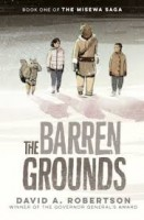 barren grounds