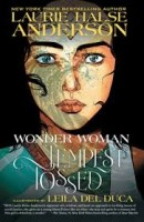 wonder woman tempest tossed by Laurie Halse Anderson