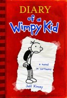 Diary of A Wimpy Kid, Book 1:  Greg Heffley's Journal