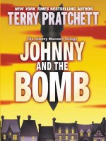 Johnny Maxwell Trilogy:  Johnny and the Bomb
