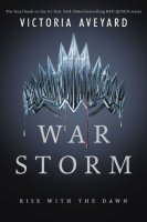 Red Queen, Book 4:  War Storm