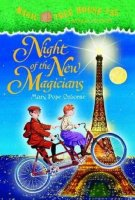 Magic Tree House Series, Book 35: Night of the New Magicians