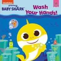 baby shark wash your hands