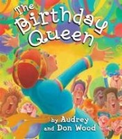 birthday queen  audrey wood