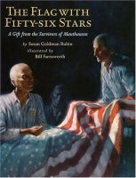 Flag With Fifty Six Stars: A Gift from the Survivors of Mauthausen