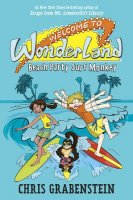 Welcome to Wonderland Book 2: Beach Party Surf Monkey
