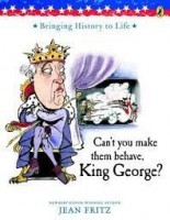 't you make them behave king george jean fritz