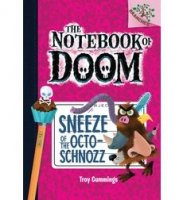 Notebook of Doom, #11:  Sneeze of the Octo-Schnozz
