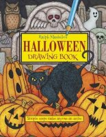 Ralph Masiello's Halloween Drawing Book