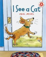 I See a Cat  ( I Like to Read series)