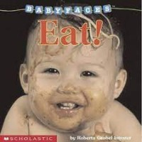 baby faces eat