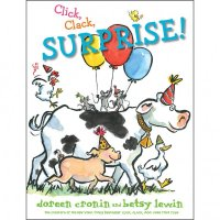 Click Clack Surprise   (A Click Clack Book)
