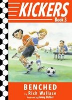 Kickers: Benched, Book 3