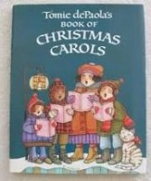 's book of christmas carols tomie depaola