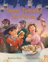 sweet tamales for purim