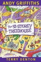 Treehouse Books, Book 4:  52 Story Treehouse
