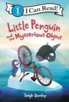 ittle penguin and the mysterious object