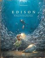 Mouse Adventures, Book 3:  Edison: The Mystery of the Missing Mouse Treasure