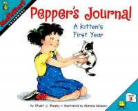 MathStart 2: Pepper's Journal: A Kitten's First Year (Calendars)