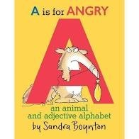 a is for angry boynton