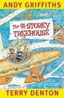 Treehouse Books, Book 7:  91 Story Treehouse
