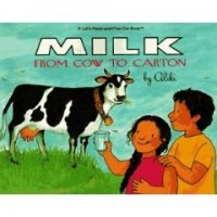 Let's Read and Find Out Science: Milk: From Cow to Carton