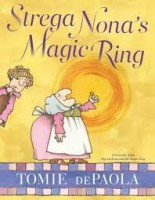 's magic ring  by tomie depaola