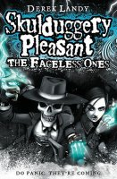 The Faceless Ones: Skulduggery Pleasant Book Three