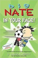 big nate book 24  in your face