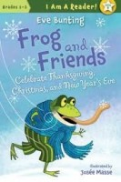frog and friends celebrate