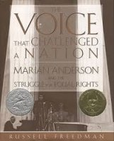 Voice that Challenged a Nation: Marian Anderson and the Struggle for Equal Rights
