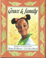 Amazing Grace, Book 6: Grace and Family