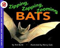 Let's Read and Find Out Science: Zipping, Zapping, Zooming Bats, Stage 2