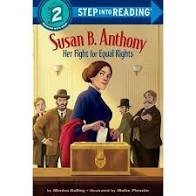 step into reading susan b. anthony