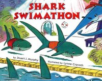 MathStart 3: Shark Swimathon (Subtracting Two-Digit Numbers)