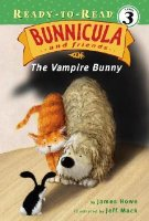 Bunnicula:  Vampire Bunny (Ready to Read Level 3)