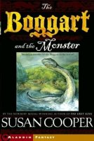 Boggart, Book 2:  The Boggart and the Monster