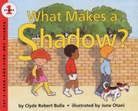 Let's Read and Find Out Science: What Makes A Shadow?, Stage 1