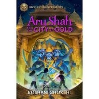 aru shah city of gold