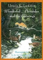 Catwings #3:  Wonderful Alexander and the Catwings