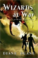 Young Wizards, Book 8:  Wizards At War