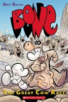 Bone, #2: Great Cow Race